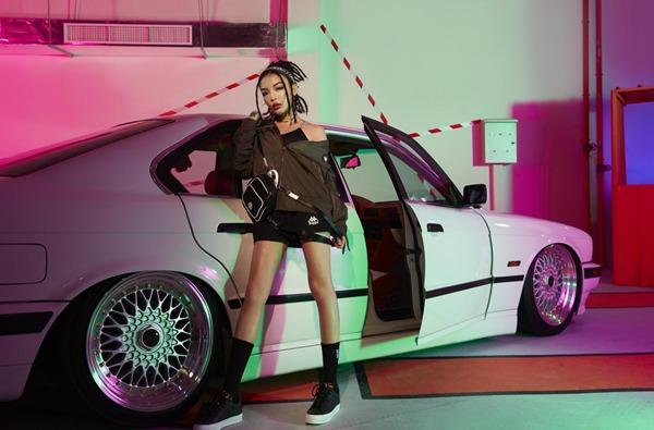 Kappa助阵VAVA新单MV,共创嘻哈神曲