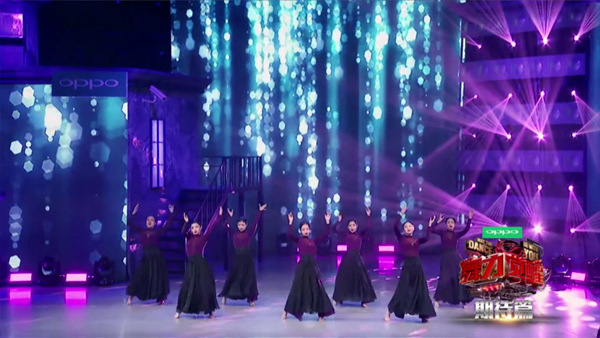 舞力觉醒—七强舞团大胆创新各出新招感人心
