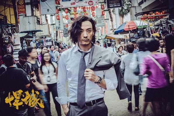 李光洁袁文康领衔超强阵容 动作悬疑超级网剧《悍城》海外探班