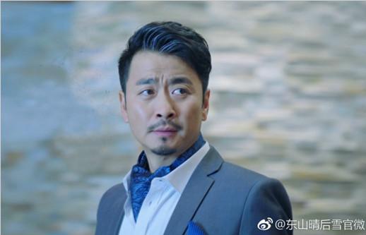 黄俊鹏挑战霸道总裁  新戏《东山晴后雪》首播获观众好评