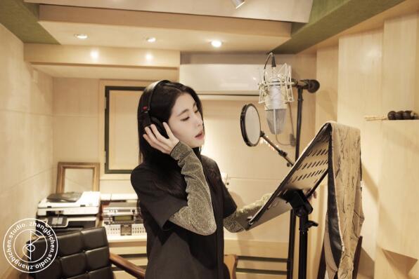 张碧晨献声新剧《烈火如歌》 线上配资 主题曲《听雪》将上线