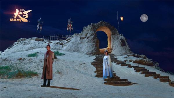 苏诗丁抒情演绎《心弦》 助力《火王》先声夺人