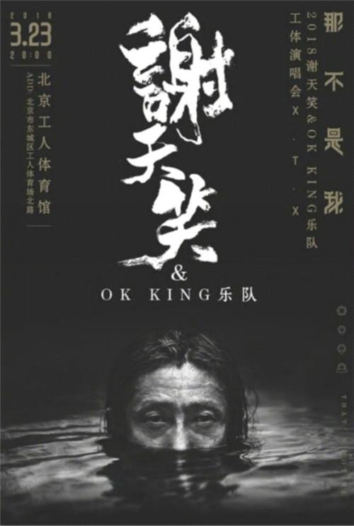 谢天笑为公益发声 北京演唱会将关注听障儿童