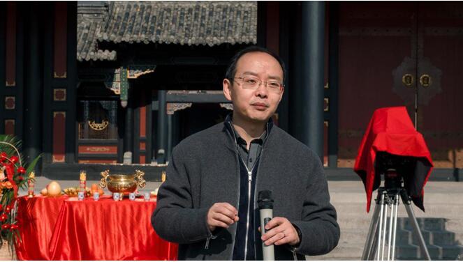 传视专访《大明国子监》出品人王欣