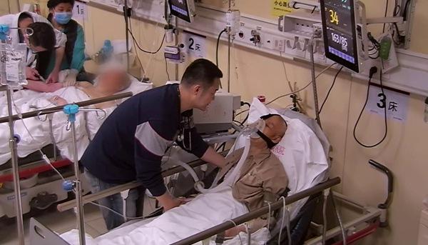 医生诊治父亲失声痛哭,湖南卫视《生机无限》本周催泪震撼上线
