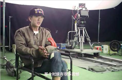 QQ浏览器微博爆料,华语MV教父邝盛重拍《流星雨》