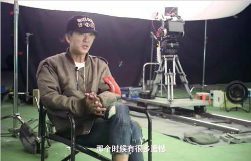 新版《流星雨》拍摄现场曝光,导演邝盛称完整MV将于近期发布