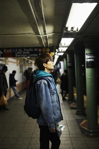 许嵩新曲《如约而至》发布  专辑名《寻宝游戏》曝光