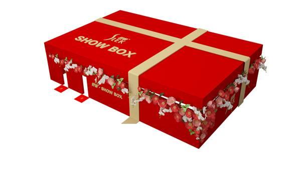"""舒蕾""""神秘礼盒""""限时登陆石家庄 植萃内涵释放品牌年轻动力"""
