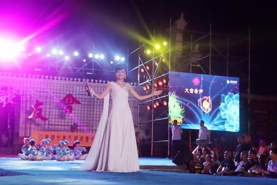 中国当代青年歌唱家周舟歌友会·永州站圆满成功