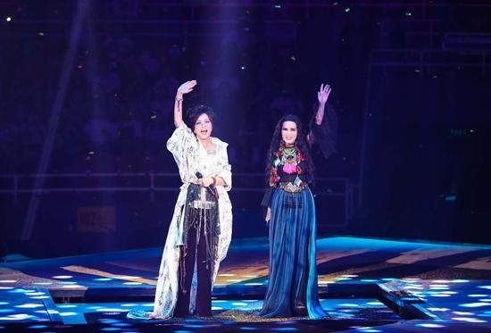 齐豫·潘越云《回声》演唱会本周末武汉开唱  福州站今日15时正式开票