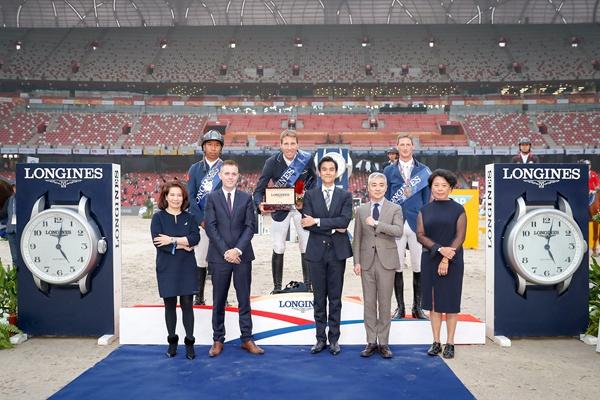 第八届浪琴表北京国际马术大师赛圆满落幕,明年赛程正式公布