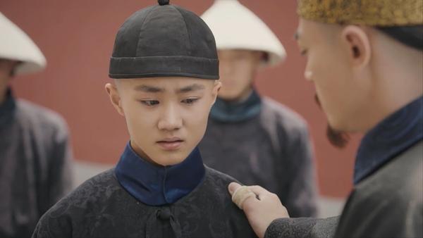 《如懿传》永�D最终结局 十二阿哥徐凌晨哭戏炸裂