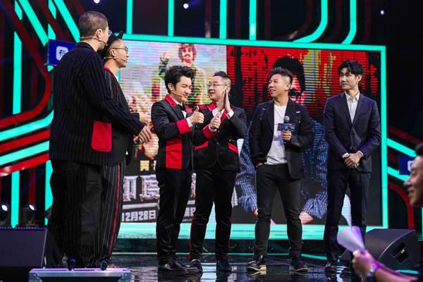 《没想到吧》王祖蓝尬舞对唱 流利英文连线阿米尔·汗