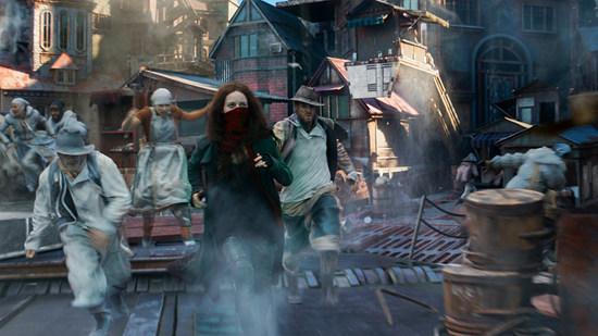 《掠食城市》今日震撼上映  彼得大帝做客《晓说》畅聊影片六大看点