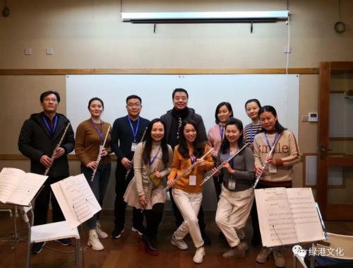 走近大师-2019年全国首届管乐师资培训班在京成功举办