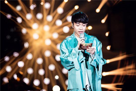 吴青峰《歌手》2019第五期深情诠释《窗外的天气》