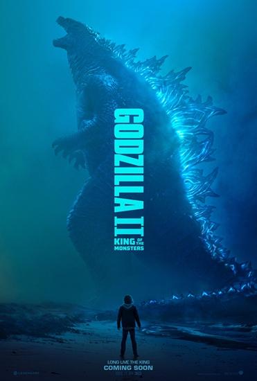 """《哥斯拉2:怪兽之王》确认引进国内 怪兽""""四大天王""""即将霸气开战"""