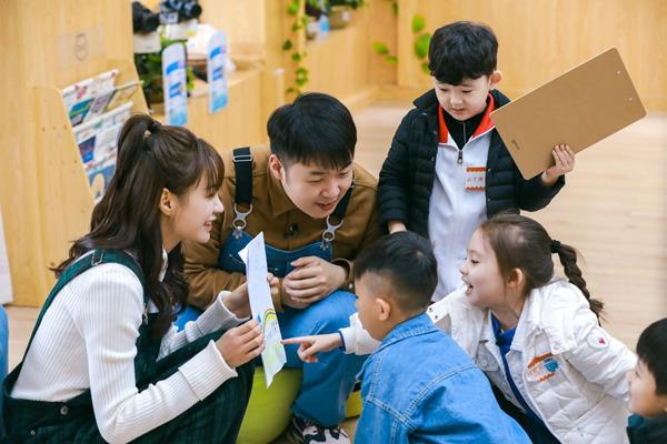 《童言有计2》点播破4亿 杜海涛沈梦辰王晰带娃惊引热议