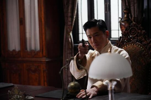 《热血少年》定档 黄少祺演军阀智计玩转黑白两道