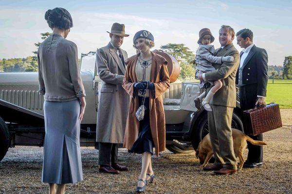 《唐顿庄园》电影12月13日上映 大银幕邂逅英伦贵族再续经典