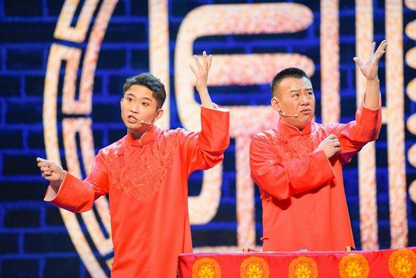 《欢乐喜剧人》第六季晋级比拼  孙建弘上演乐队秀