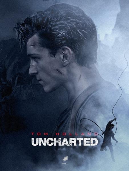 荷兰弟联手班德拉斯出演《神秘海域》 电影计划3月底开拍