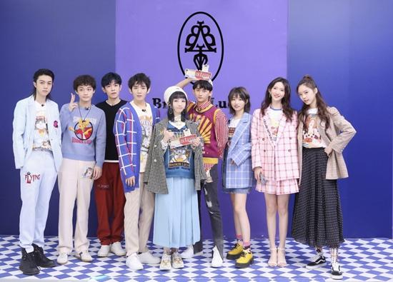BRONZE LUCIA 2020AW系列 上海时装周特别呈现——天猫云上时装周