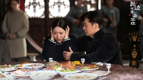 白冰《鬓边不是海棠红》正在热播 蒋梦萍面临两难选择