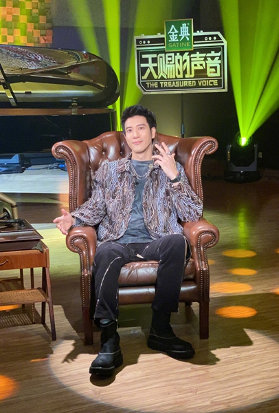 王力宏回归《天赐的声音》助力收视夺冠 本周六精彩继续