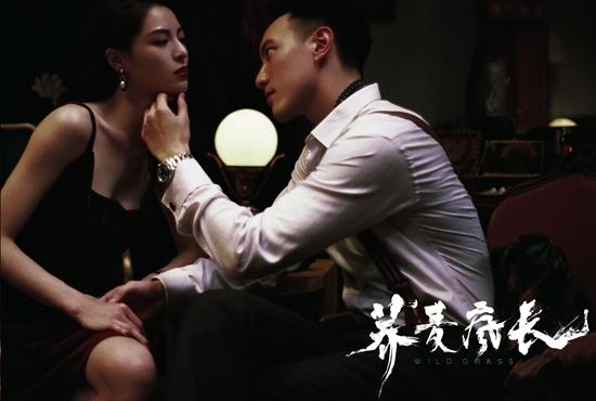 《荞麦疯长》演员王阳明别样诠释深情眼神杀