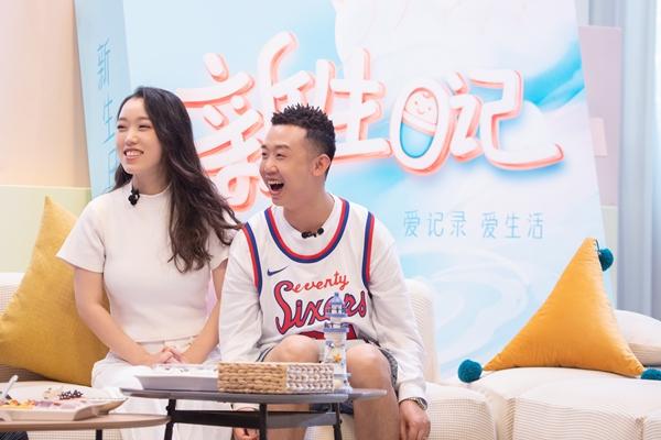 《新生日记2》暖心收官,GAI上演啵啵吻宁桓宇儿子大名曝光
