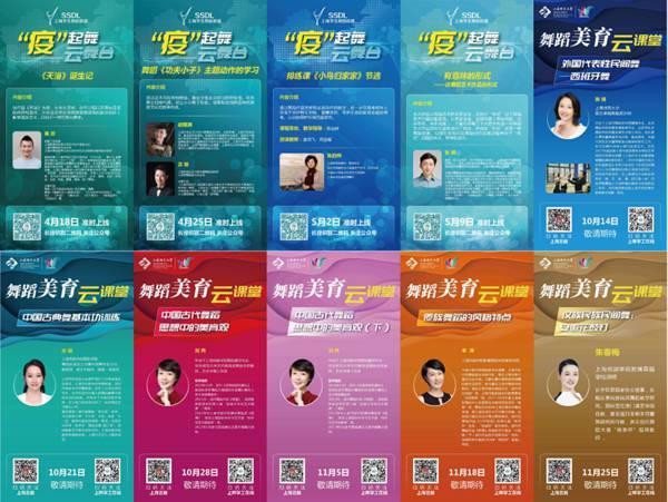2020年上海学生舞蹈联盟贯彻党的十九大精神