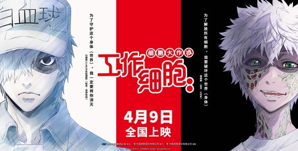 电影版《工作细胞》发布全新海报 终极对决一触即发
