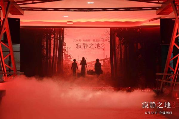 《寂静之地2》今日上映!年度最期待惊悚力作揭开神秘面纱